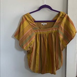Mexican Madewell top